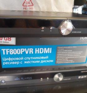 Цифровой спутниковый ресивер с жестким диском