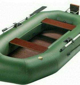 Лодка пвх Таймень А 260 С ТР