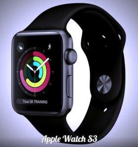 Смарт-часы Apple Watch S3