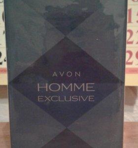 Туалетная вода мужская Avon Homme Exclusive 75 мл