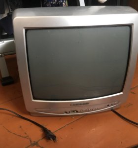 Телевизор Ericsson 14 color tv set 1401