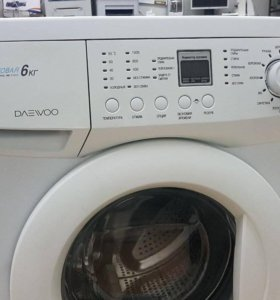 Стиральная машина Daewoo DWD-F1011