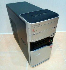 АМД -R9-270-2gb + FX 6100 6ядер по 3,3мгц