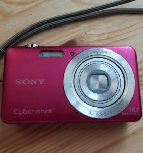 Фотоаппарат сони сайбер шот