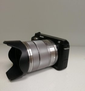 Фотоаппарат беззеркальный Sony Alpha NEX-F3