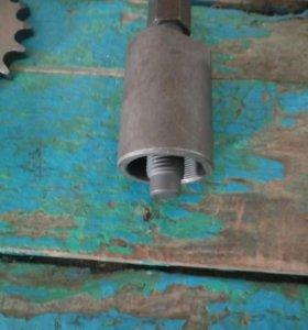 Съемник генератора с мопеда альфа