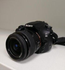 Зеркальный фотоаппарат Sony Alpha SLT-A35