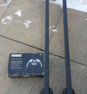 Багажник на крышу Thule Nissan x-trail t31