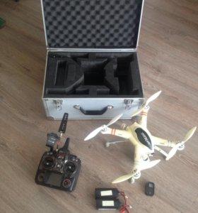 квадрокоптер с камерой (walkera 350 Pro)