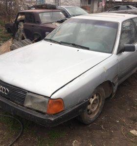 Audi 100 по запчастям