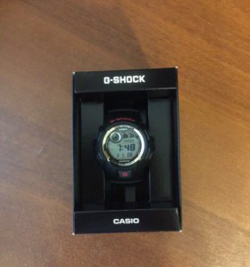 Часы Casio G-Shock⌚ G-2900F-1V