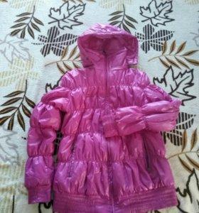 Демисезонная куртка для беременных