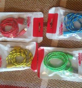 4 Usb кабеля для iphone