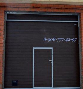 Ворота для гаража и вашего участка