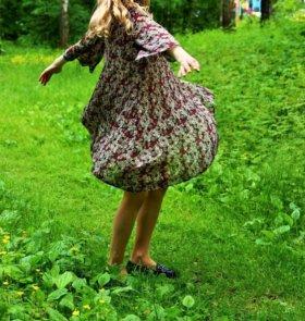 Платье для беременных, р.44