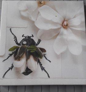 Картины 3 шт. ИКЕА