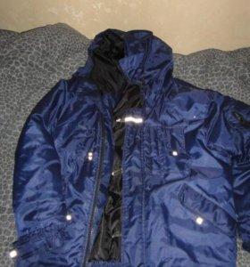 Куртка утепленная спецодежда