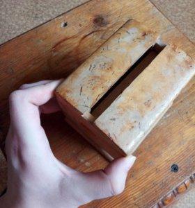Деревянная сигаретница