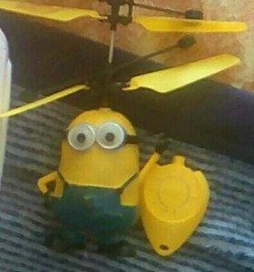Квадрокоптер миньон