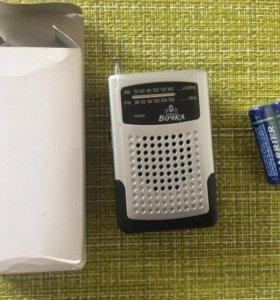 Карманный радиоприёмник новый