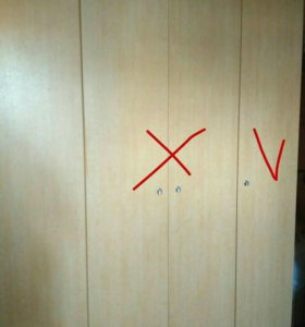 Шкаф одностворчатый