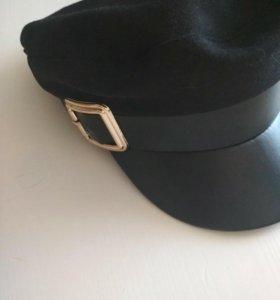 Новая кепка берет