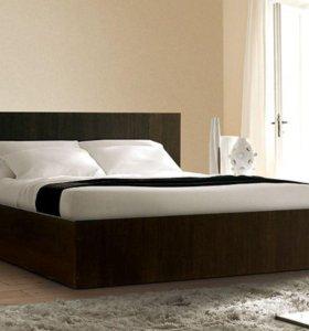 Кровать с матрасом 180 х 200 см. Новая.