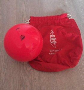 мяч и чехол для мяча