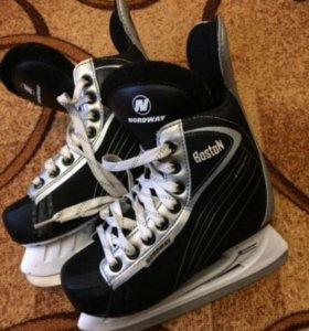 Коньки хоккейные Nordway Boston