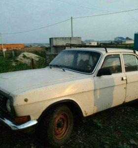 ГАЗ 24 Волга, 1987