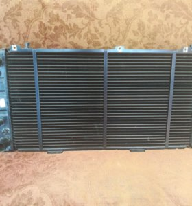 Радиатор охлаждения двигателя ауди 80 новый