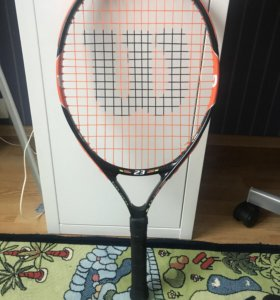 Теннисная ракетка 23 Wilson burn Junior