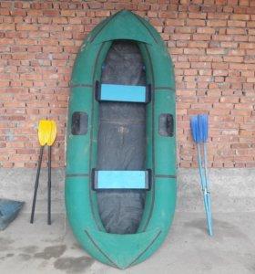 Лодка двух местная