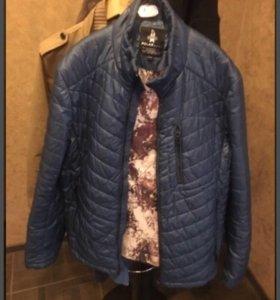 Продаю куртку турецкую, как новая, для 14-16 лет