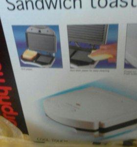 Сендвич тостер Morphy Richards.
