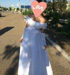 Платье в стиле Наташи Ростовой
