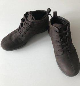 Кроссовки высокие Ecco Gore-Tex