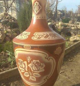 Напольная ваза 82 см.