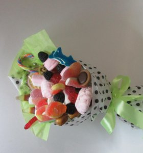 Букеты из сладостей