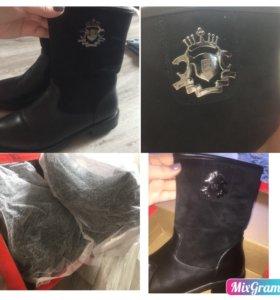 Новые ботинки !!!! 37 размер