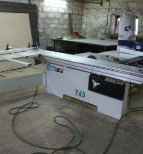 Оборудование для производства корпусной мебели.