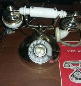 Стационарный телефон Уфа-82
