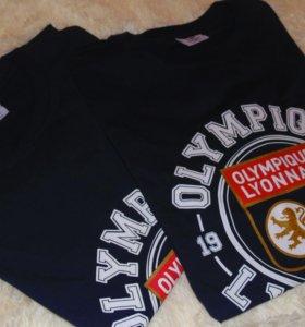 Официальные футболки марки Olimpique LYONNAIS