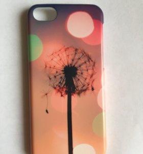 Чехол на iPhone 5c «Одуванчик»