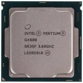 Продам процессор pentium g4600+ASRock B250M PRO4