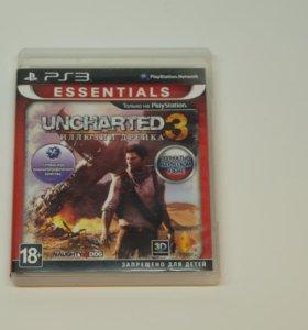 Uncharted 3: Иллюзии Дрейка PS3 (русская версия)