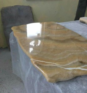 Заготовка - столешница из мрамора