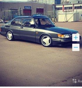 Культовые диски Saab aero.Ronal.