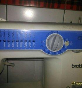 Электрическая швейная машина brother