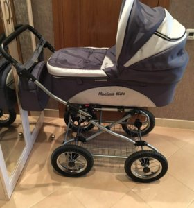 Коляска stroller maxima elite 2в1